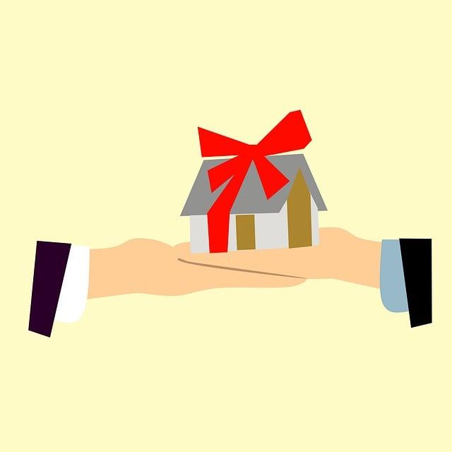 Nekilnojamo turto dovanojimas giminaičiams
